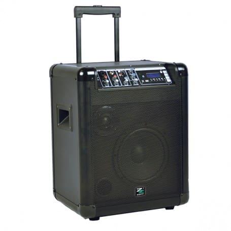 Diffusore amplifcato Monacor ZZMPA8