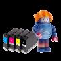 Stampante 3D XYZ da Vinci Color