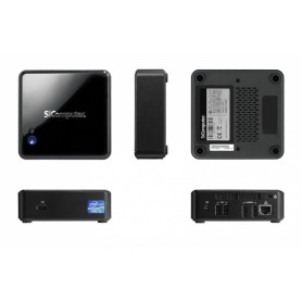 SiComputer mini PC Yocto Intel Core i5