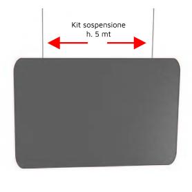 BuzziLoose - kit sospensione