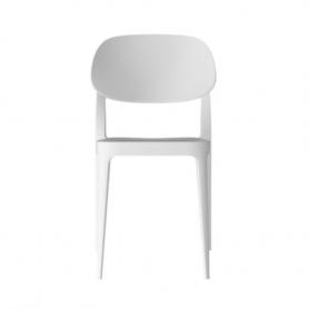 Sedie Alma Amy bianco – scatola 4 sedute
