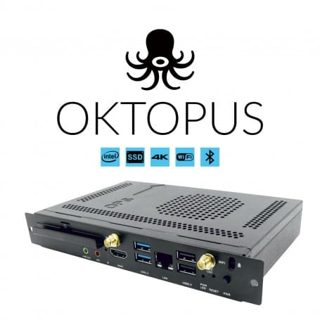 OPS PC  i5-4200 con SW didattico Octopus