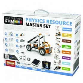Engino PHYSICS MASTER SET (include 8 kit)