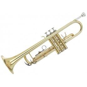 Tromba laccata oro Ferrara TR15