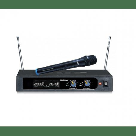 Karma radiomicrofono singolo