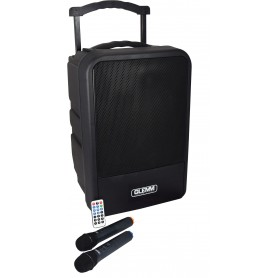 Karma trolley amplificato resistente all'acqua