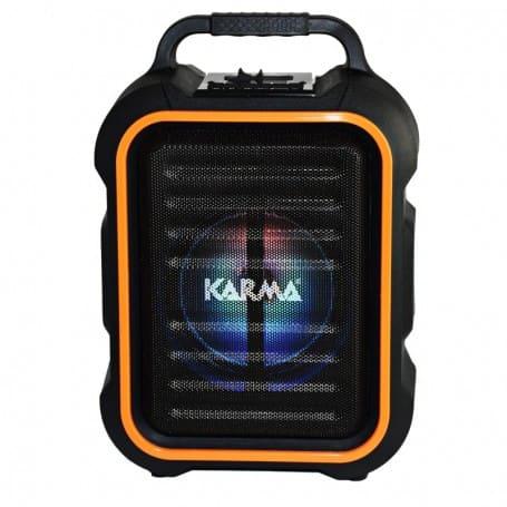 Karma diffusore amplificato portatile