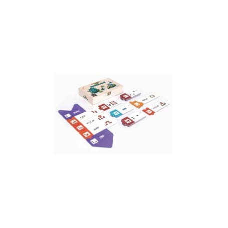 Scottie Go Edu Scatola Magnetic Tiles