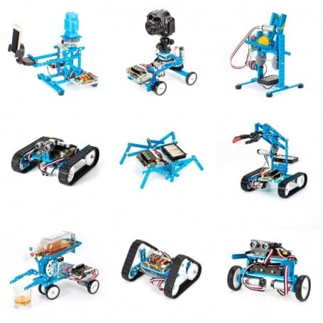 mBot - Ultimate Robot Kit 2.0 10in1