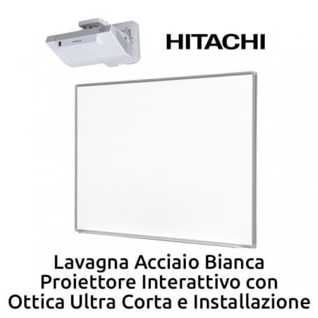 KIT Proiettore Interattivo, lavagna bianca e installazione