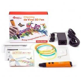 XYZ Penna Da Vinci 3D Bundle EDU