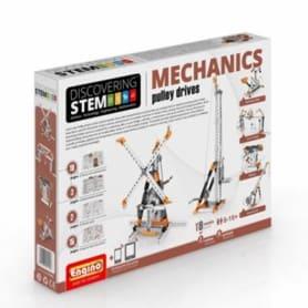 Engino STEM MECHANICS: carrucole