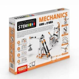 Engino STEM MECHANICS: camme e manovelle