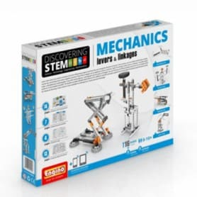 Engino STEM MECHANICS: leve e collegamenti