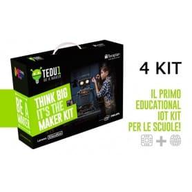 TEDU1 Kit - 4 Kit